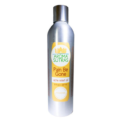 Pain Be Gone Massage Oil