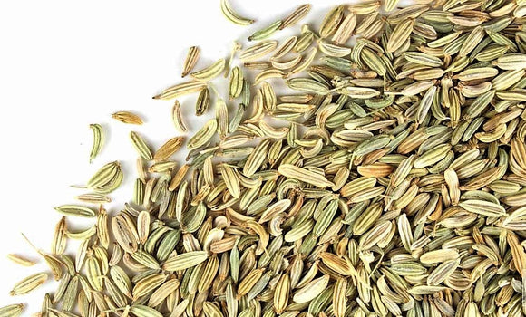 Fennel Seeds Organic Whole, Extra Fancy