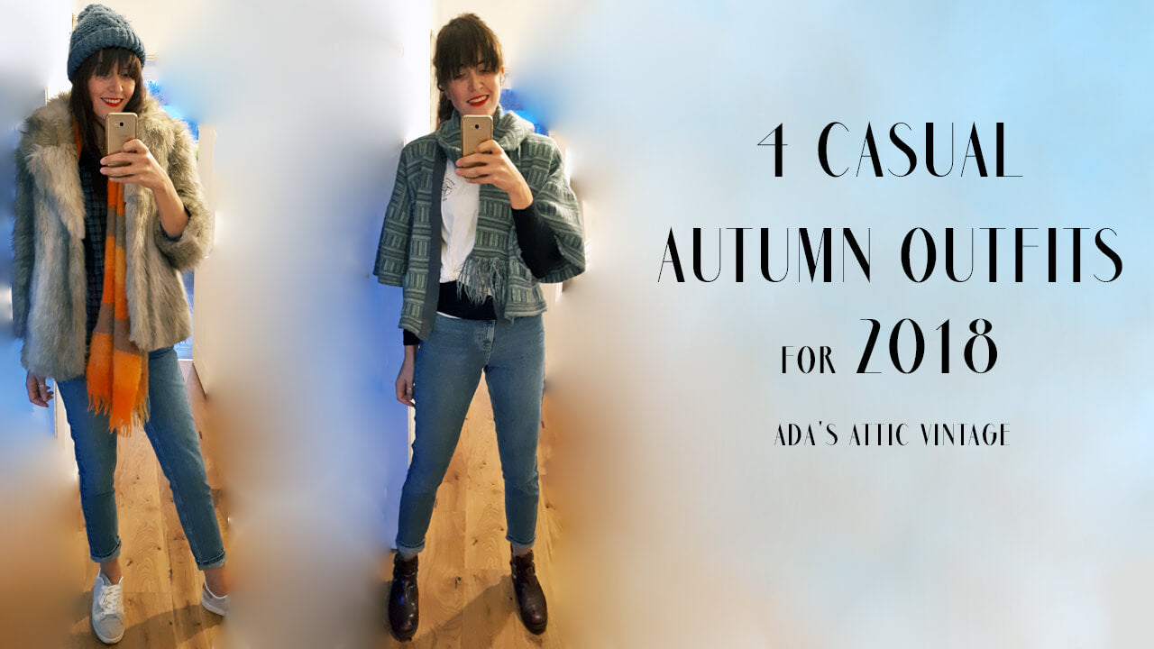 Casual Autumn Outfits 2018
