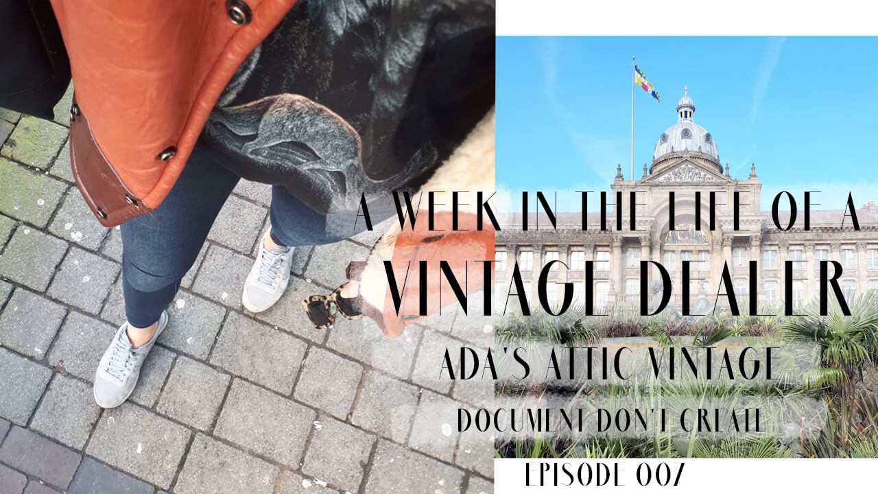 Life Of A Vintage Dealer - Real Life Docu-Series