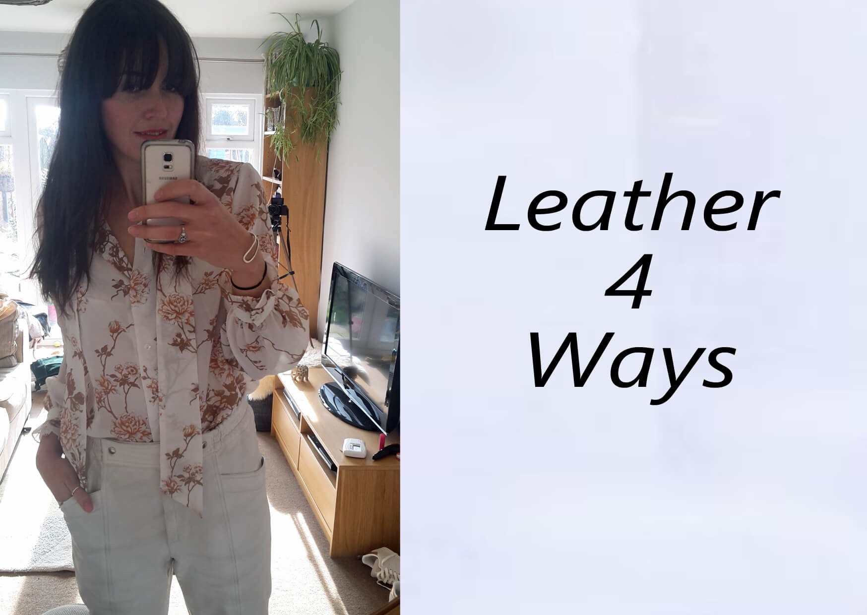 Leather All Ways All Days