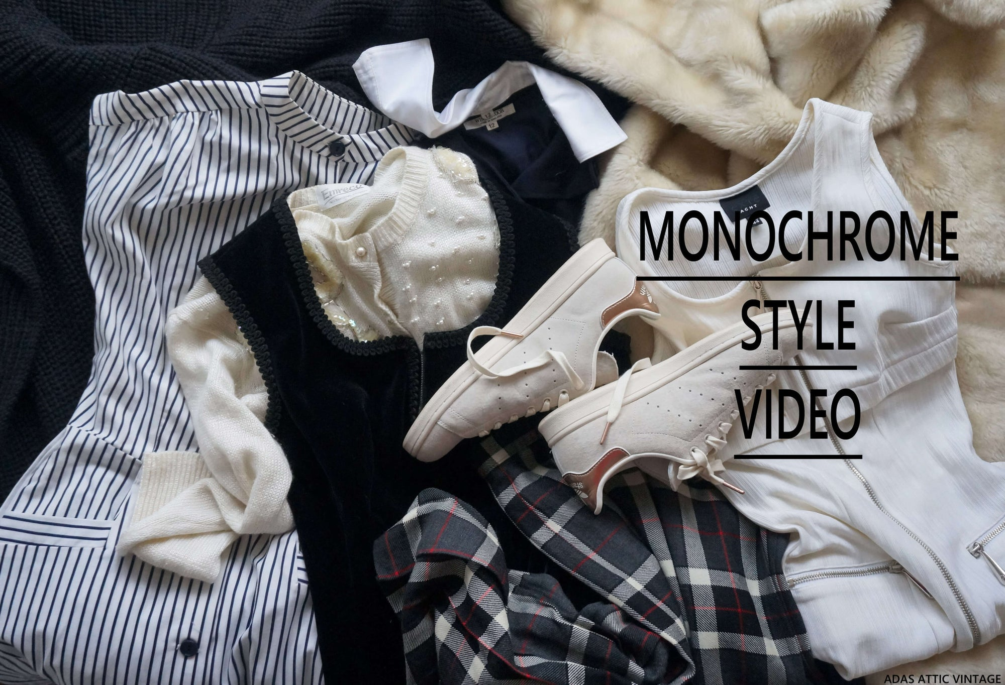 Monochrome Monday Style Video