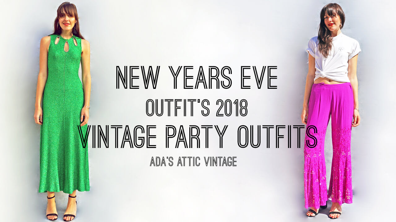 New Years Eve Outfits 2018