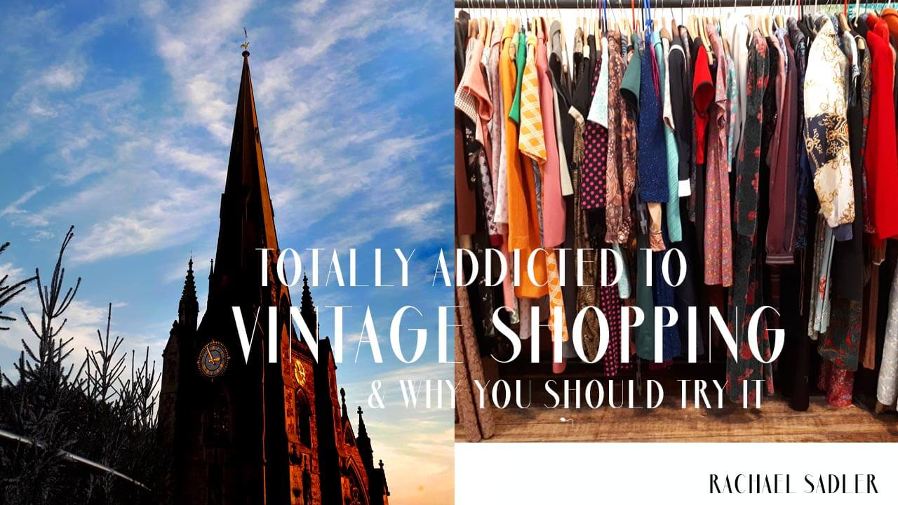 Totally Addicted To Vintage Shopping!