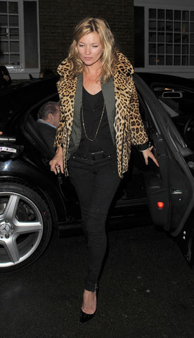kate-moss-leopard-print-faux-fur-coat
