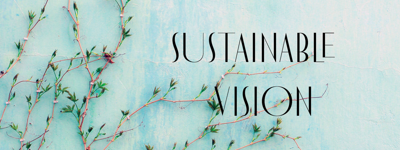 Sustainable Vision - Sustainable Fashion Brand - Ada's Attic Vintage