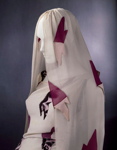elsa schiaparelli Tear Dress