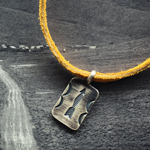 Sterling Mini Dog Tags