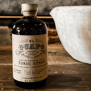 Tonic Syrup