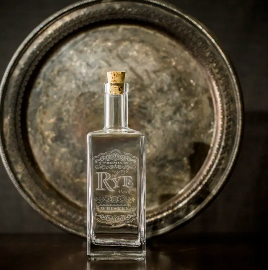 Intemperance Rye Bottle