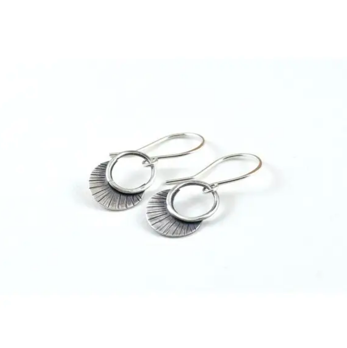 Minimalist Sterling Earrings