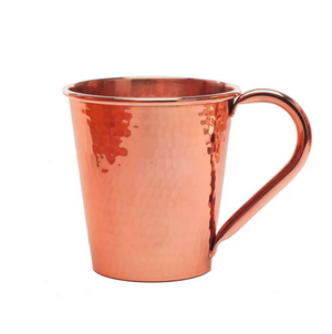 Copper Handle mug