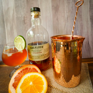 Copper Cocktail Shaker
