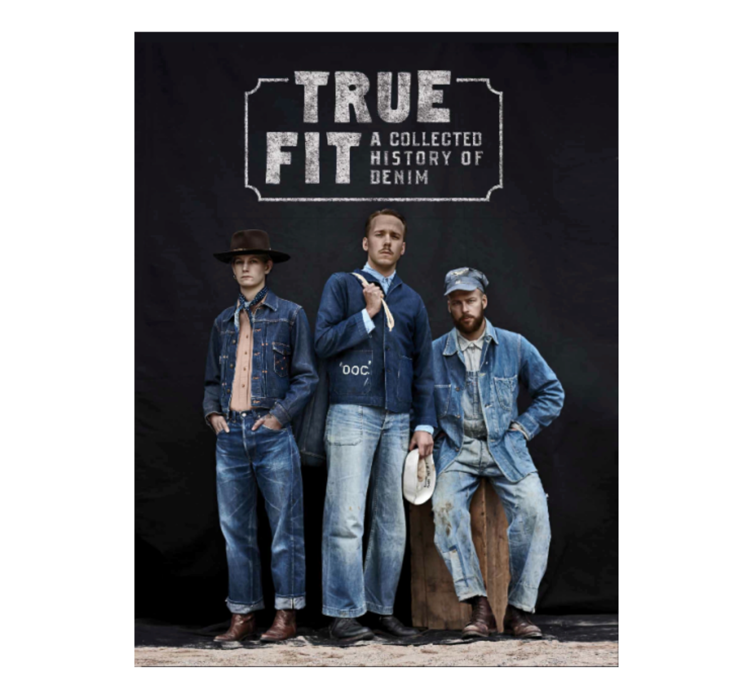 True Fit Denim Book