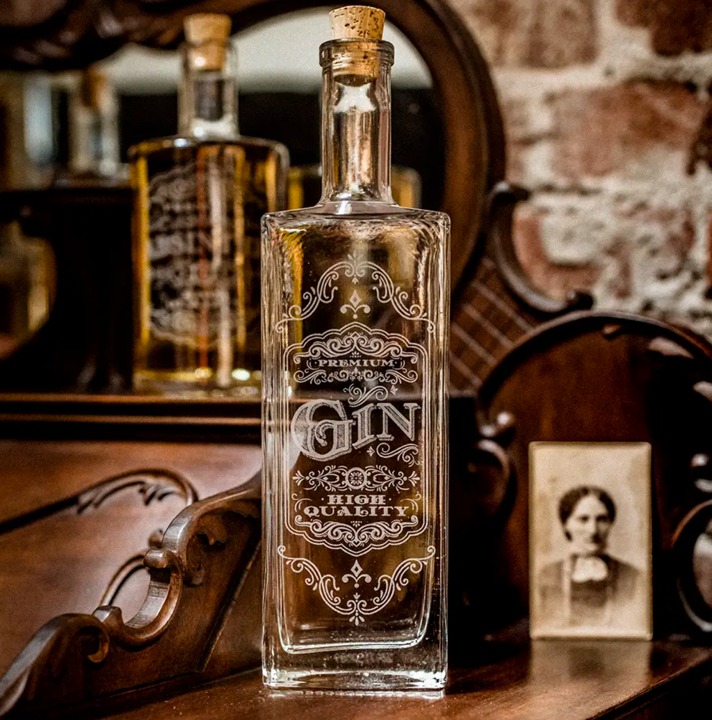 Intemperance Gin Bottle