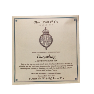 Oliver Pluff & Co Tea