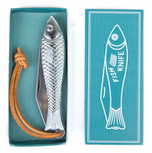 Fingerling Fish Knife