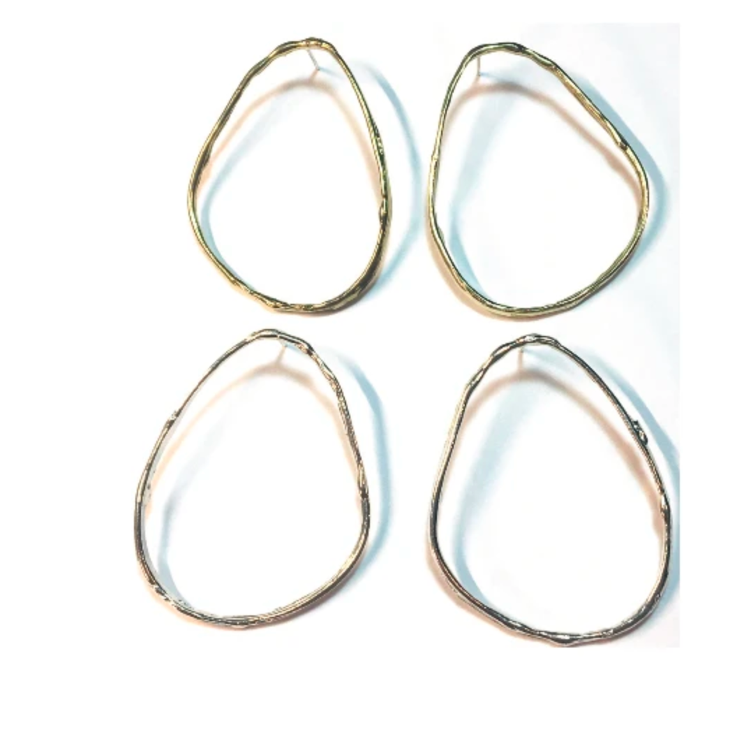Tilden Hoops Earrings