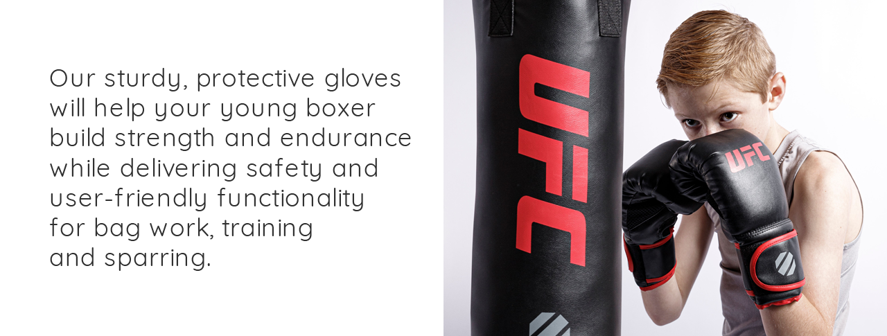 ufc youth gloves quote