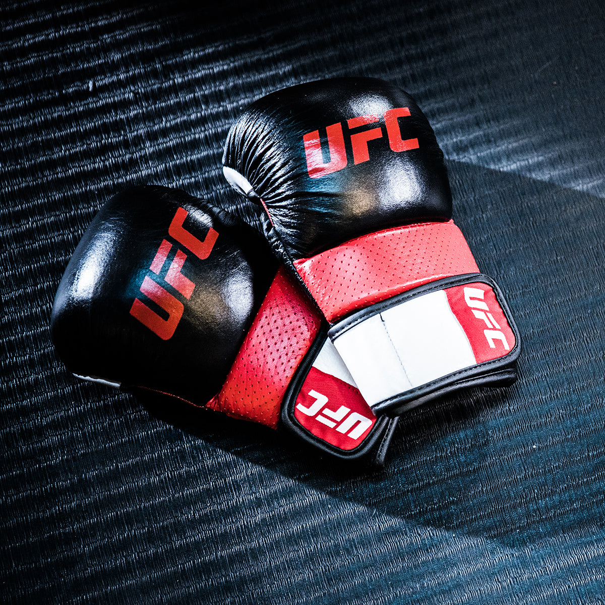 Pair of UFC Pro MMA Sparring Gloves