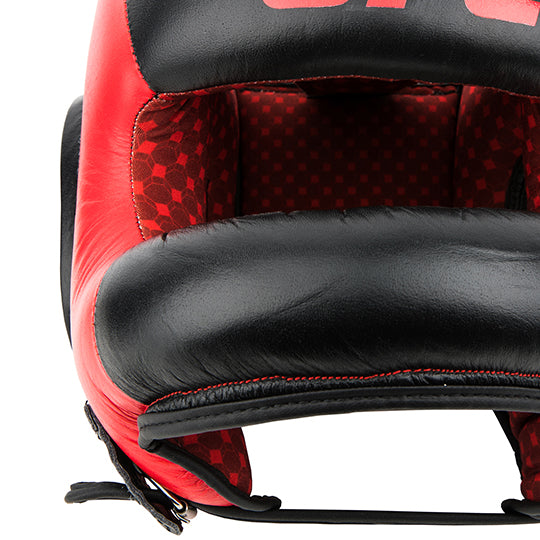 Mouth and Jawline protection from UFC Pro Full Face Headgear