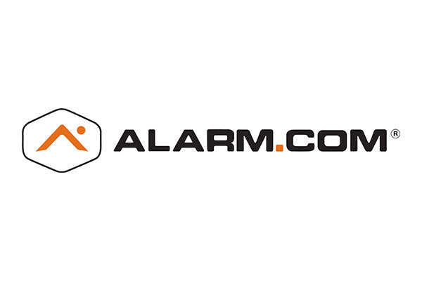 Works with Alarm.com