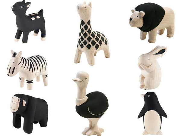 T-Lab-Pole-Pole-Wood-Animals