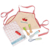 Le Toy Van Apron & Utensils Set - Wiggles Piggles  - 1