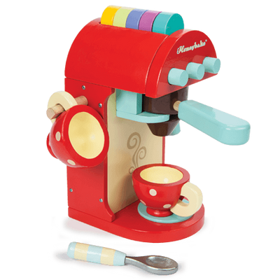 Le Toy Van Chococcino Machine - Wiggles Piggles  - 1