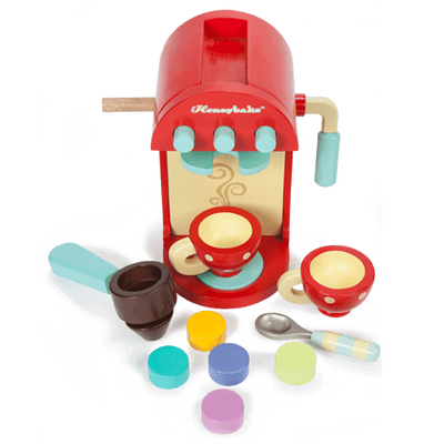 Le Toy Van Chococcino Machine - Wiggles Piggles  - 2