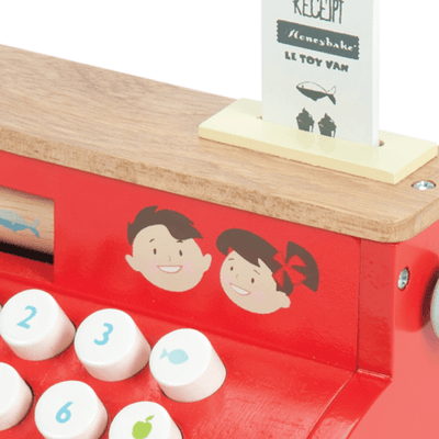 Le Toy Van Cash Register - Wiggles Piggles  - 4