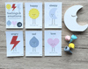 Feelings and Emotions Flash Cards - Wiggles Piggles  - 2