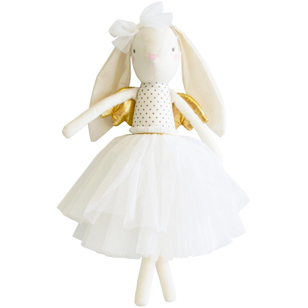 Alimrose Angel Bunny with Wings