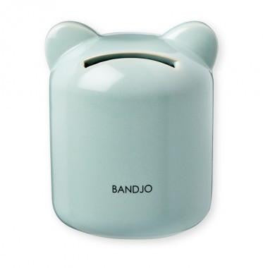 Bandjo Cat Money Box - Wiggles Piggles  - 1