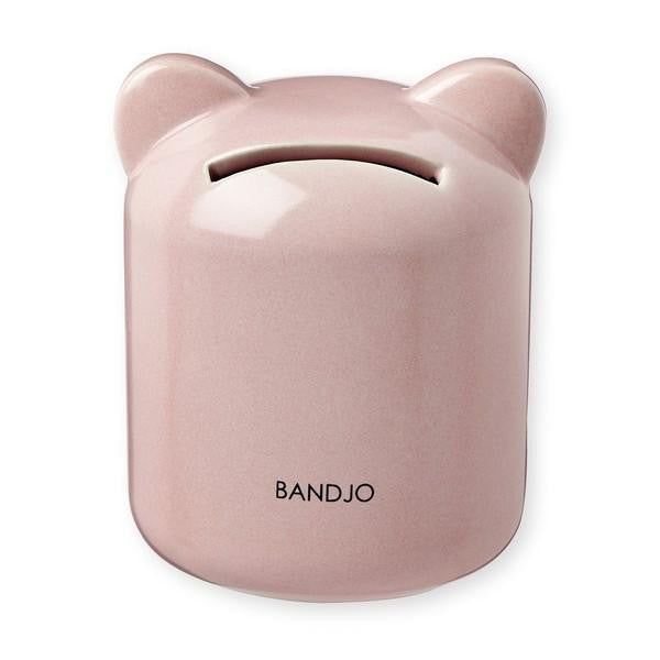 Bandjo Pig Money Box - Wiggles Piggles  - 1