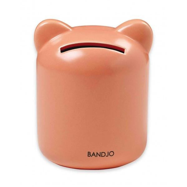 Bandjo Money Box Tiger - Wiggles Piggles  - 1