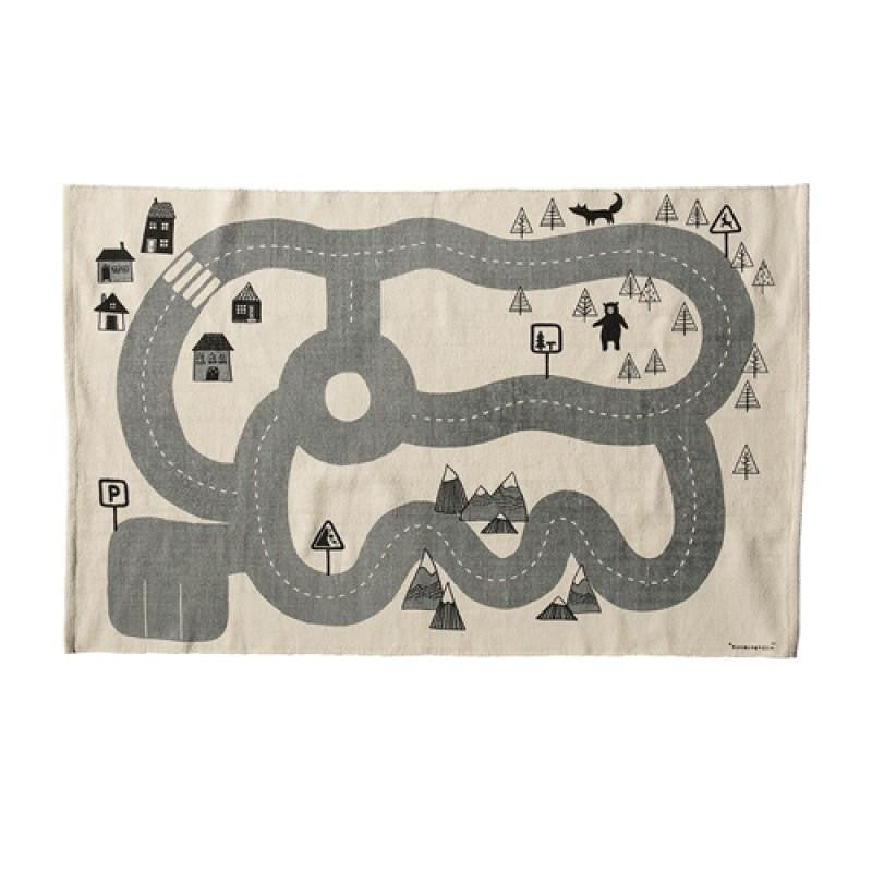 Bloomingville Mini City Rug - Wiggles Piggles