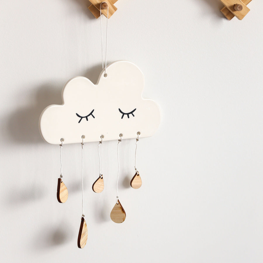 Bloomingville Mini Cloud Wall Decor