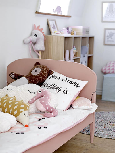 Bloomingville Mini Hobby Horse (Rose)