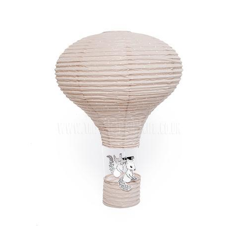 Bloomingville Mini Paper Hot Air Balloon Lantern (Rose)