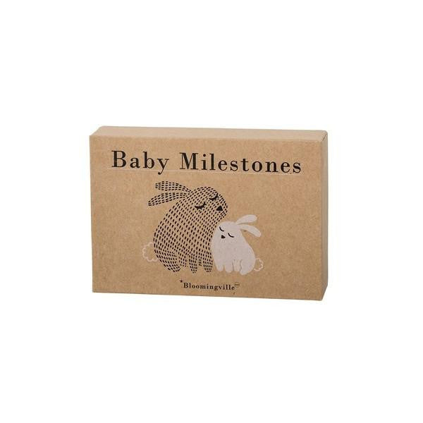 Bloomingville Mini Milestone Cards