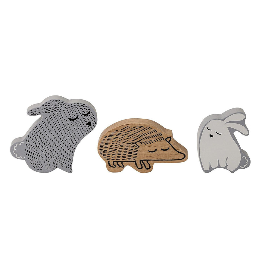 Bloomingville Mini Animal Puzzle