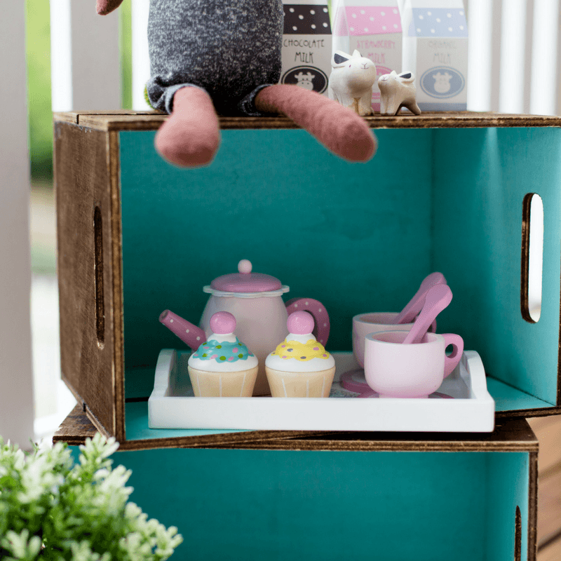 Bloomingville Mini Tea Set