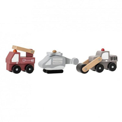 Bloomingville Mini Toy Transporters (Set of 3)