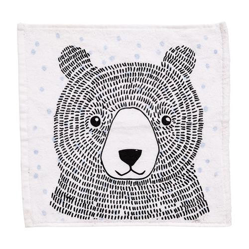 Bloomingville Mini Wash Cloth - Bear