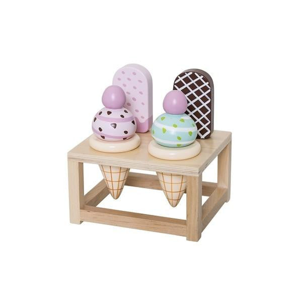 Bloomingville Mini Ice Cream Set