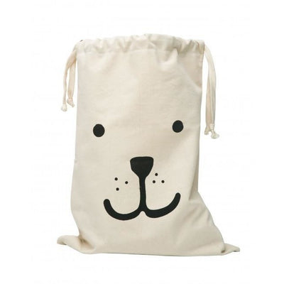 Tellkiddo Bear Fabric Storage Bag - Wiggles Piggles  - 4