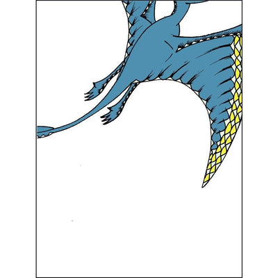 Flying Pterodactyl 3 Print Pack