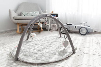 Done by Deer Activity Play Mat (Grey)