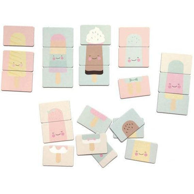 Eef Lillemor Mix & Match Ice Cream Game